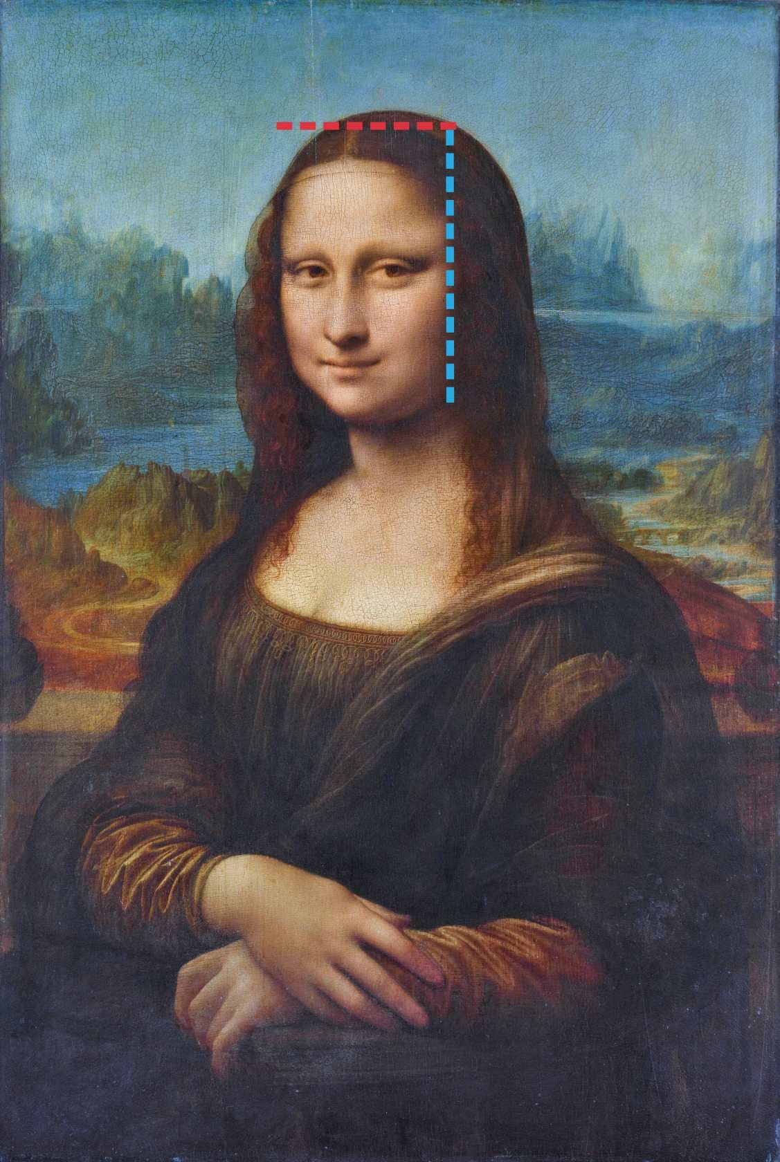 モナリザの絵